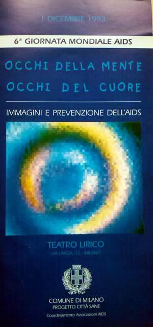 Attività svolte per COAM, 1992-1995
