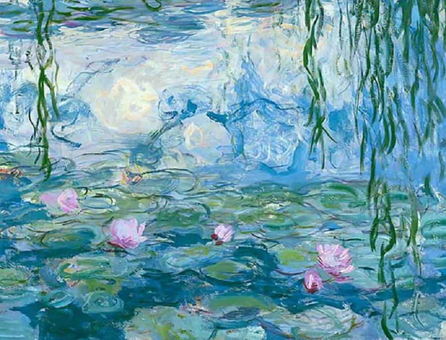 Ninfee Claude Monet